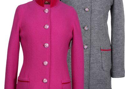Chris Walkgehrock in pink und anthra